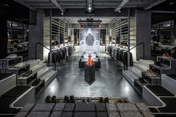 Take a Look Inside the New NIKELAB MA5 Store in Tokyo