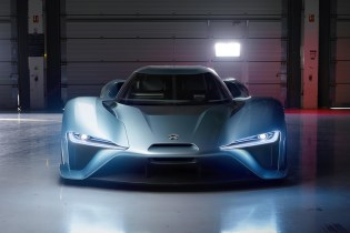 NIO's EP9 Is the Fastest Electric Car on Earth
