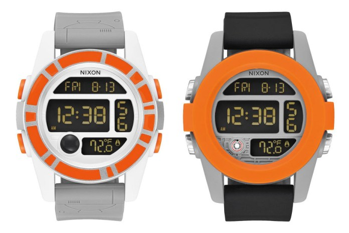 Nixon Drops a Star Wars-Inspired Watch Collection With All the Right Details
