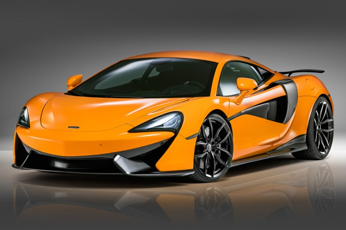 NOVITEC Group's Tuning Portfolio Bolstered Further by Addition of McLaren 540C and 570S