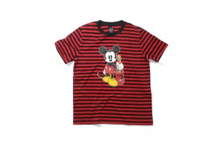 "NUMBER (N)INE and Disney Team up on a New ""Mickey Mouse Music"" Collection"