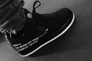 Could We Be Seeing an OFF-WHITE x Nike Air Force 1 Release Soon?