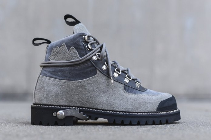 OFF-WHITE Drops a Pack of Cordura Boots for 2016 Fall/Winter