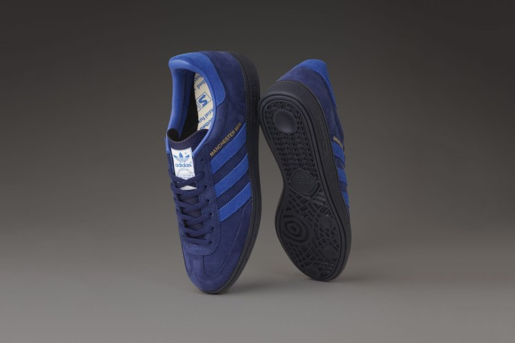 "Oi Polloi Joins adidas Originals for a ""Manchester Marine OP"" Spezial"