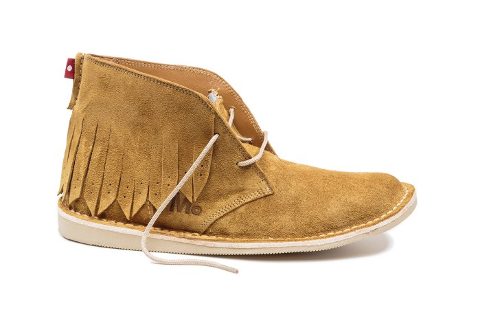 Oliberté Expands Its Mark McNairy Capsule With the Hoboo Boot and Koboo Chukka