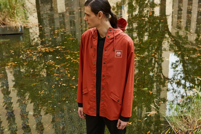 Opening Ceremony x RAINS 2016 Fall/Winter Collection