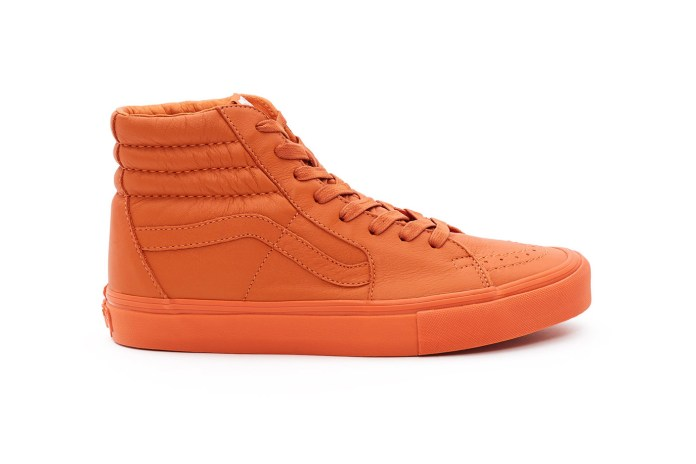 Opening Ceremony Teams up With Vans for Special Leather Mono Pack