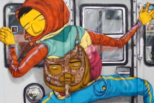 Os Gemeos' Massive 'Efêmero' Mural in Milan Is Spotlighted in This New Hardcover Book