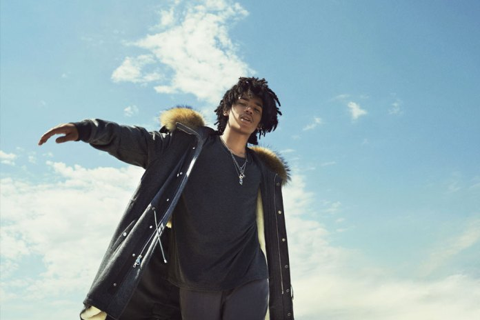 Check out Ovadia & Sons' 2016 Fall/Winter Campaign Featuring Luka Sabbat