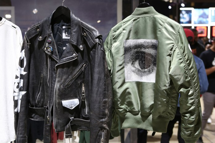 Luke Vicious Customized Items for This Very Limited OWSLA Collection