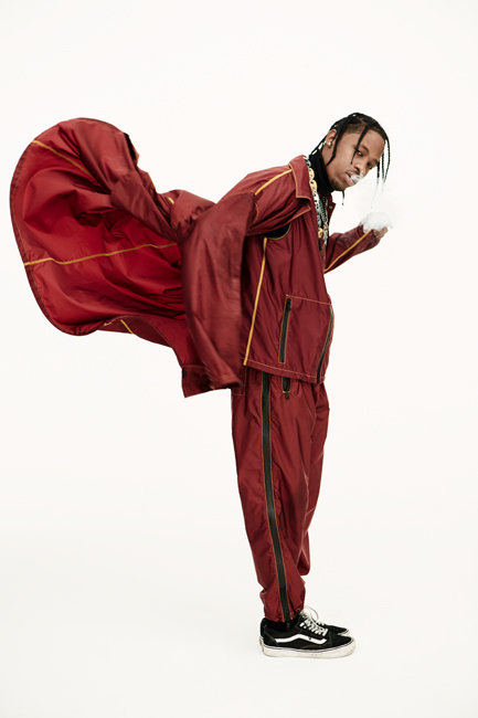Travis Scott Covers Oyster Magazine Issue 109 Hypebeast