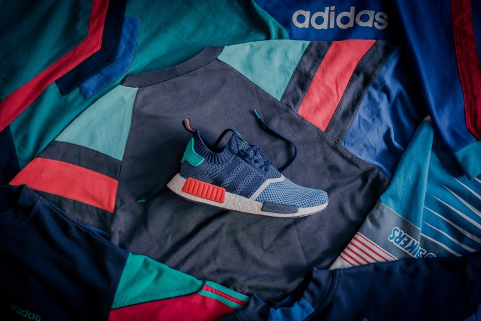 Packer Shoes Teams up With adidas Originals for Special Consortium NMD Runner PK