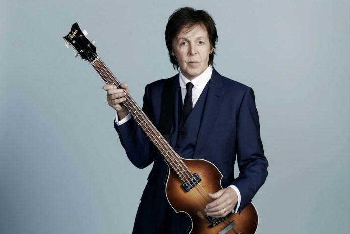 "Paul McCartney Does #MannequinChallenge to Rae Sremmurd's ""Black Beatles"""