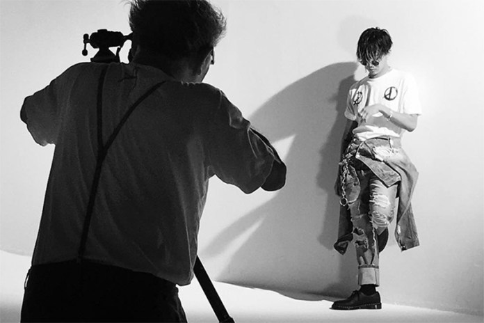 G-Dragon's PEACEMINUSONE & AMBUSH Design Team up for a Denim Offering