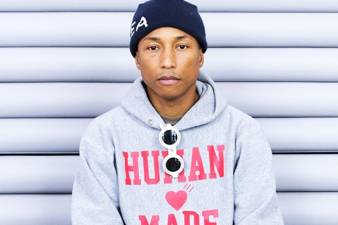 Pharrell Reveals His Design Inspirations and Concept Behind New BBC Store