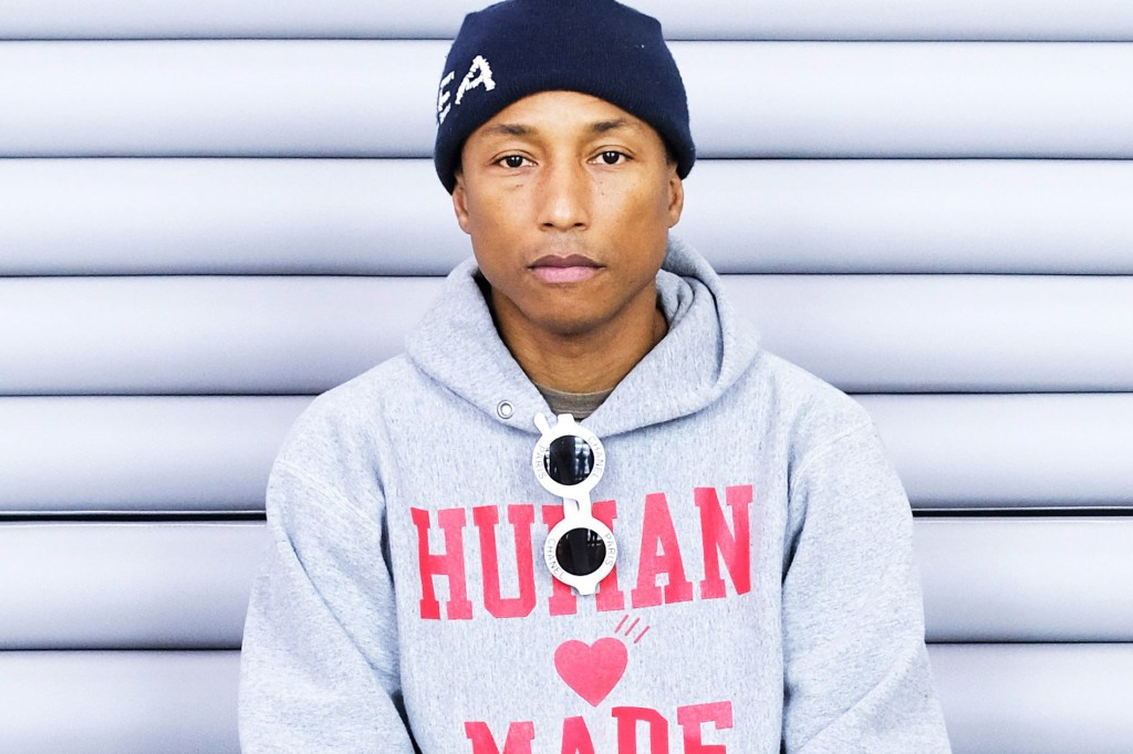 0fb6883d9753 FASHION  Pharrell Reveals His Design Inspirations and Concept Behind New  BBC Store   Ava Nirui Releases a Gucci x Champion Bootleg Hoodie