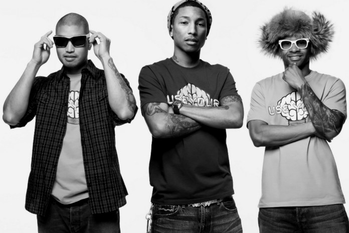 Pharrell Says a New N.E.R.D. Album Is Coming