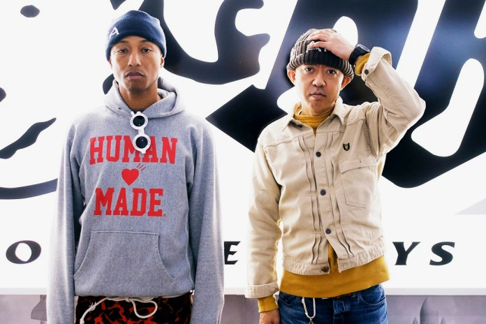 This Is the Story of How Pharrell Met NIGO