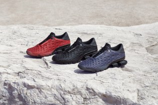 Porsche Design Lends Its Speedy Aesthetic to adidas for 2017 Spring/Summer Lookbook