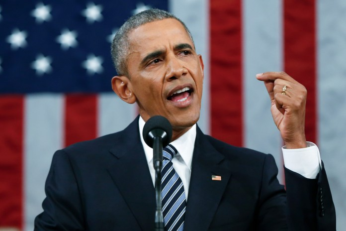 President Barack Obama Stresses American Unity in His Post Election Speech