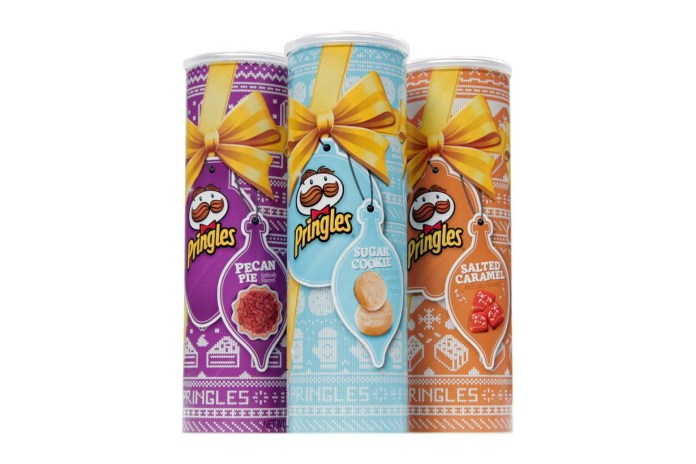 Pringles Releases Sugar Cookie Chips for the Holidays