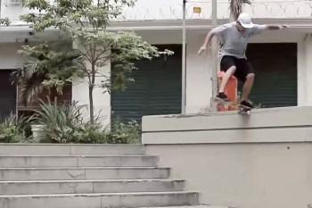 Rio de Janeiro Skate Crew, Quadra Supply, Delivers First Full-Length Video 'SATURNALIA'