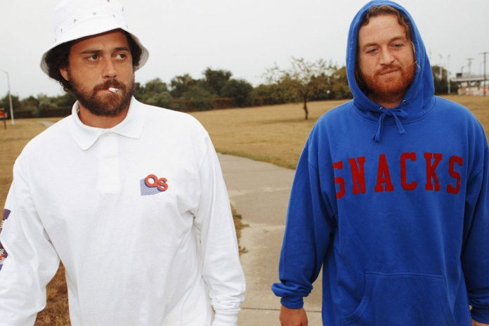 Quartersnacks Releases 2016 Fall Merch Collection