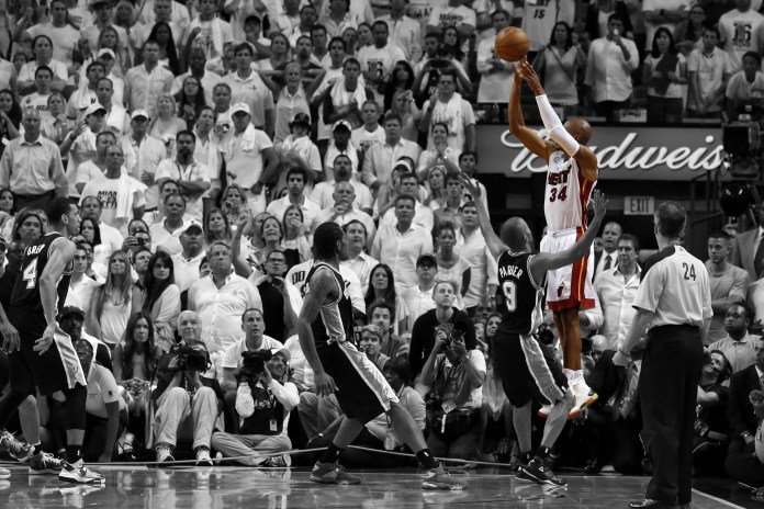 Ray Allen's Top 10 Career Plays
