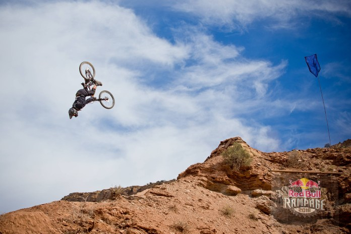 Watch Riders Decimate and Wipe out in 2016's Red Bull Rampage