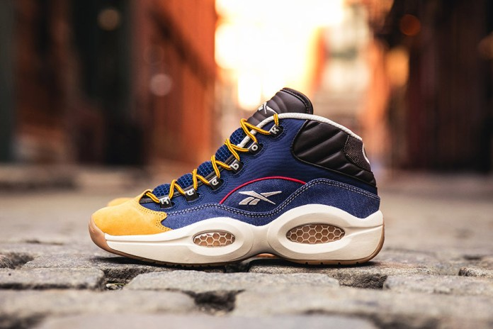 "Reebok Pays Homage to Allen Iverson's Influential Style via the Question Mid ""Dress Code"""