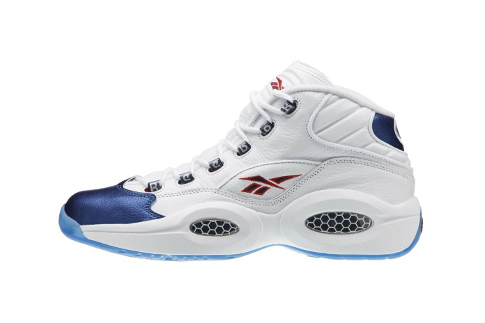 "Reebok Continues to Celebrate Its ""Question"" Silhouette With Unforgettable Retro"