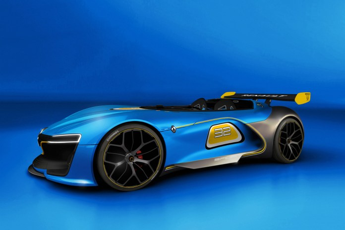 The Renault Spider Concept Vehicle We Wish Were Real