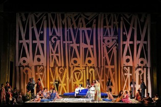 RETNA Takes His Artwork to the San Francisco Opera