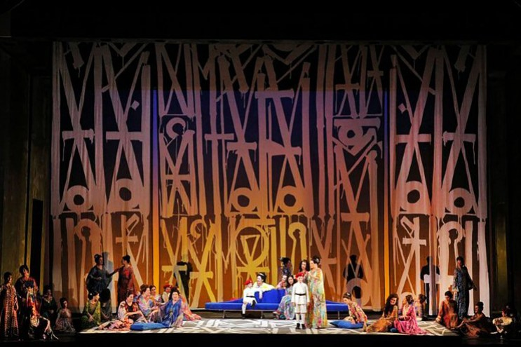 RETNA Takes His Artwork to the San Francisco Opera