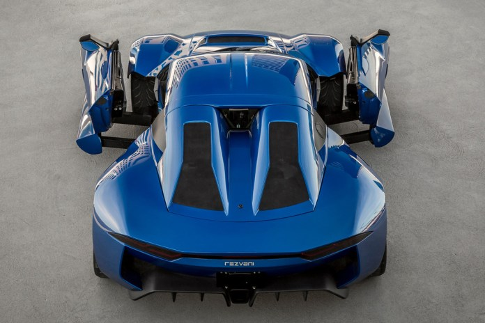 Rezvani's Beast Alpha Has the Coolest Doors You'll Ever See