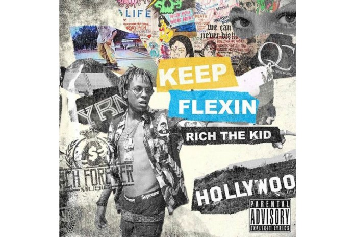 Stream Rich The Kid's 'Keep Flexin' Mixtape featuring Young Thug, Desiigner, Playboi Carti and More