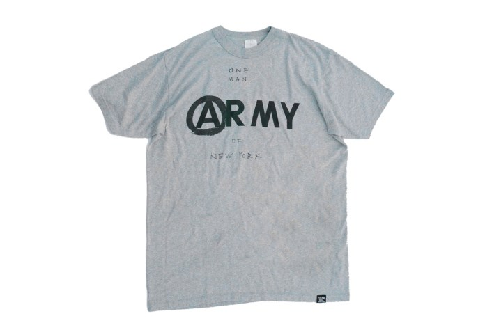 Richardson and FPAR Join Forces for 'One Man Army of New York' T-Shirt