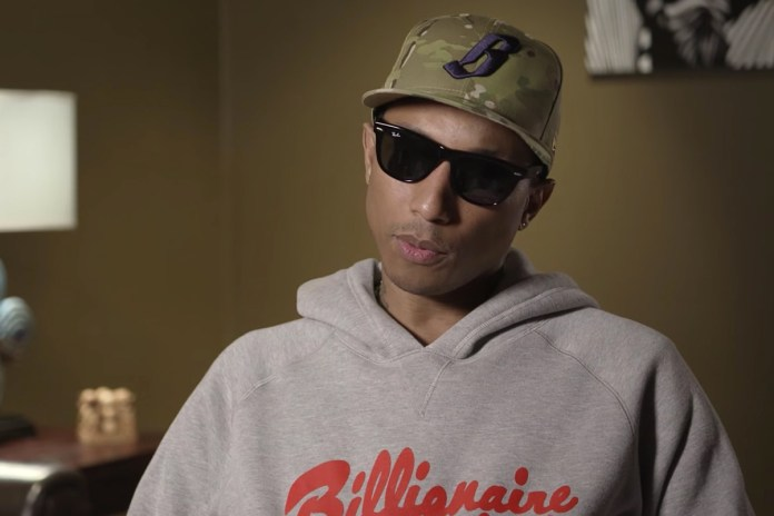 Watch Pharrell, Rick Rubin & Questlove in '808' Documentary Trailer