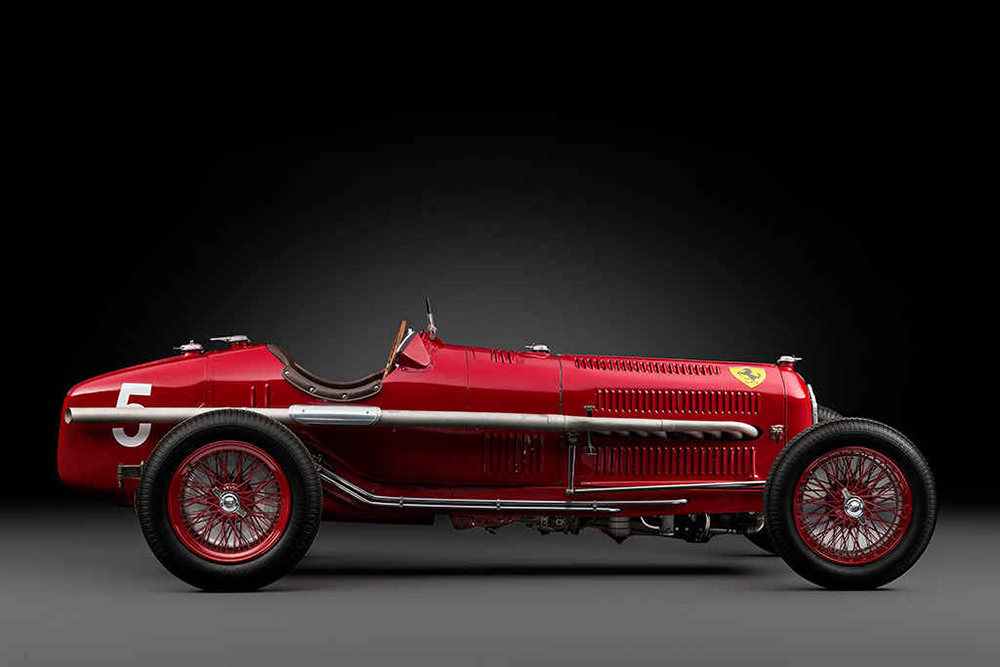 Rm Sotheby S To Host This Alfa Romeo Tipo B P3 Hypebeast