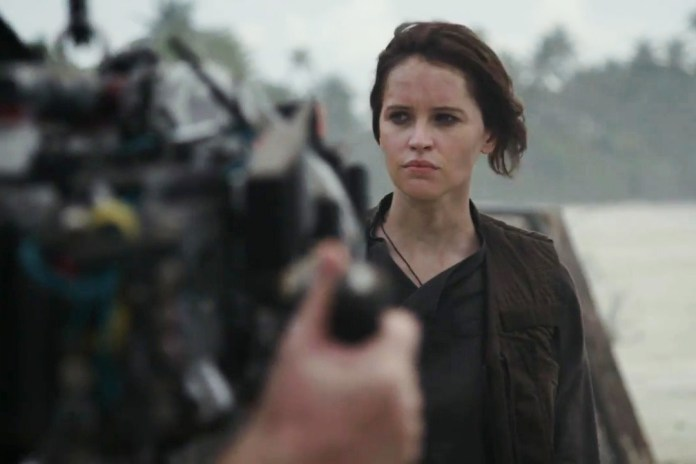 New 'Rogue One: A Star Wars Story' Featurette Takes You Behind the Scenes