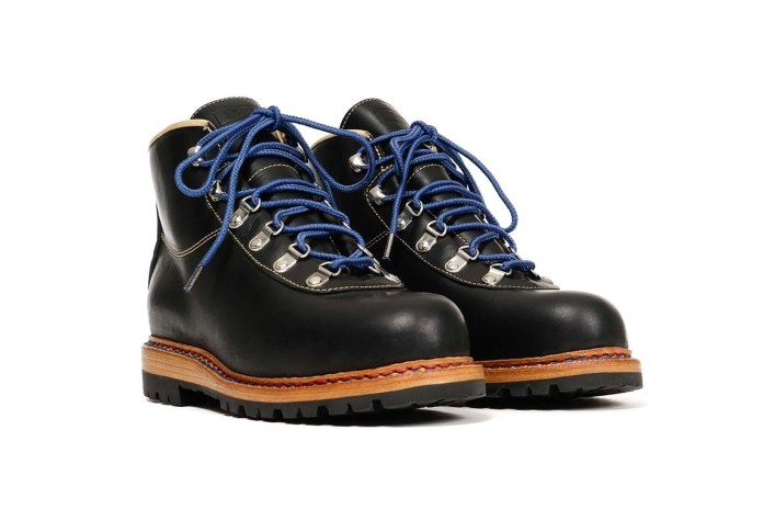 """RONE's """"Ninety Six"""" Takes on the Winter Boot"""
