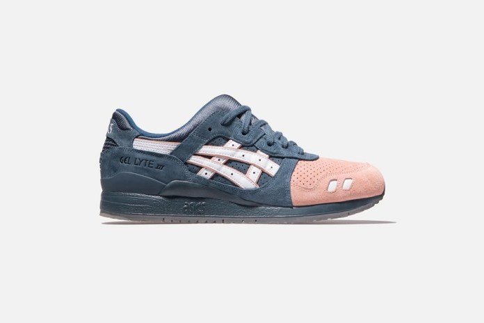 "Ronnie Fieg & ASICS Made in Japan GEL-Lyte III ""Salmon Toe 2.0"" & ""Militia Initiative"" Have Released"