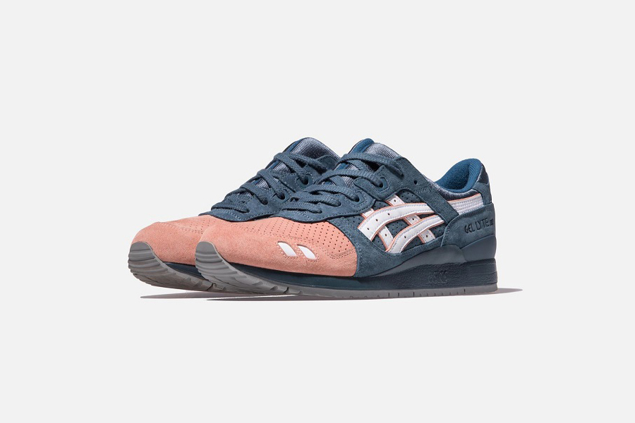 """Following the success of its latest joint efforts for the """"Legends Day""""  collection, Ronnie Fieg and ASICS have connected once more for a double  dose of ..."""