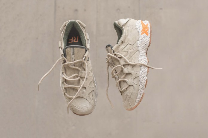 Ronnie Fieg Unveils a Special Friends and Family ASICS GEL-Mai Leading up to 'Legends Day'
