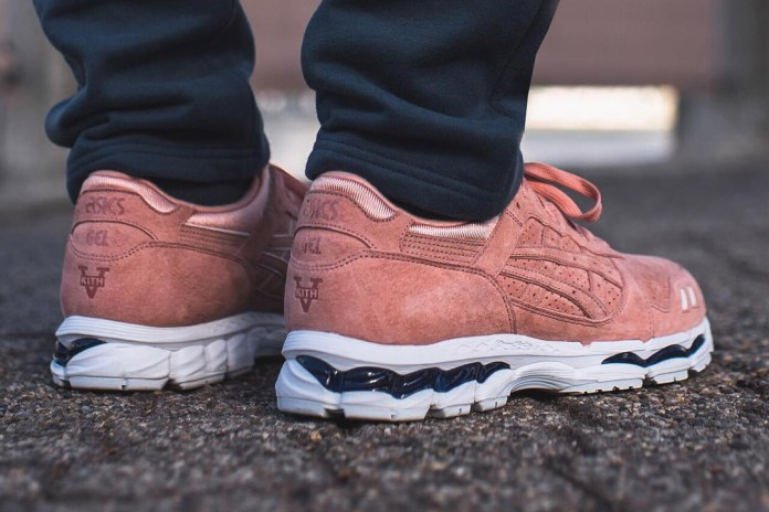Ronnie Fieg Teases One of the Upcoming Celebratory Collaborations Alongside ASICS