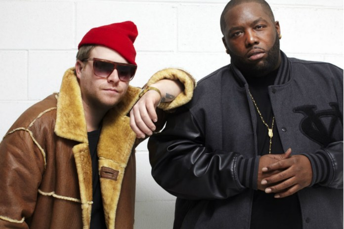Run The Jewels Announce 2017 North American Tour