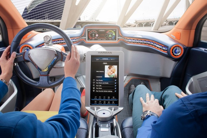 Samsung Aims to Compete in Auto Industry With Harman Acquisition