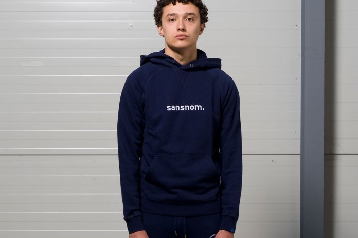 sansnom.'s Yoann Wenger Talks Delving Into Cut and Sew for the First Time