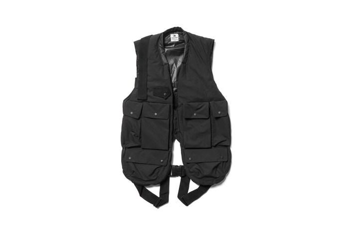 The Sasquatchfabrix. Technical Vest Is Tactical Gear for Daily Life