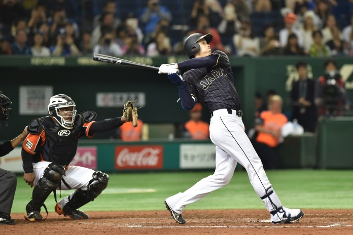 Japan's Babe Ruth Throws 100mph Fastballs and Hits Home Runs out of Stadiums, Literally